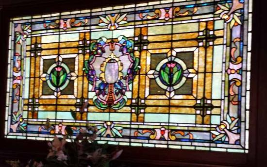 Emigsville, PA: Sample stained glass window