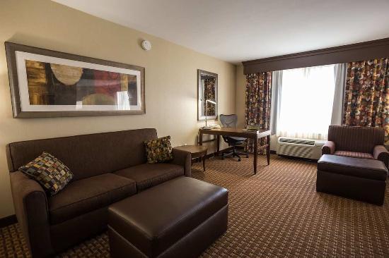 San Mateo, Kalifornien: One King Bed One Bedroom Suite