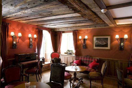 Hotel Monte Rosa: Edward's Bar