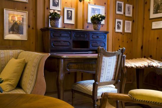Hotel Monte Rosa: Meeting Room