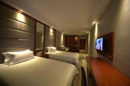 Yichang, Cina: Deluxe Twin Room O Building
