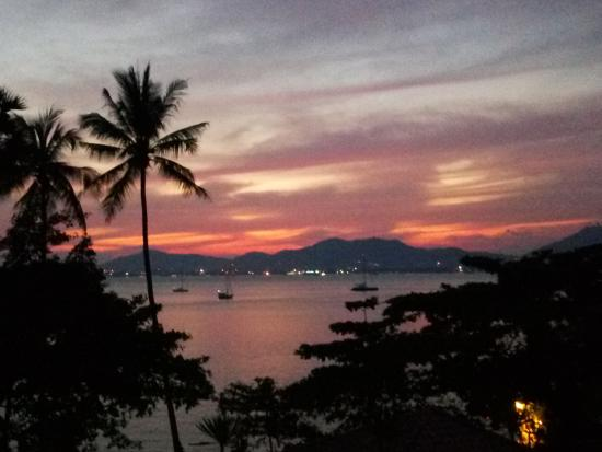 Cape Panwa, Thailand: The amazing view from our room....I could look at this every day!