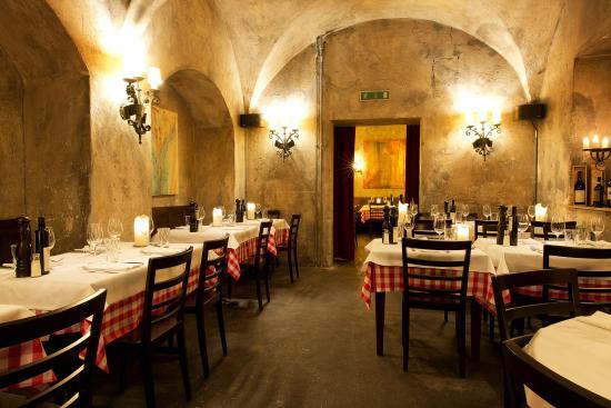 Селерина, Швейцария: Ristorante Giorgio's