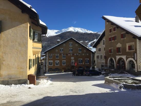 Dorfplatz Zuoz