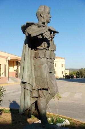 Monumento a los Regulares de Melilla