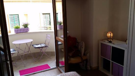 Camera da letto Lilla - Picture of B&B Casa di Gio, Rome ...