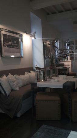 Empoli, Itália: Sala colazione