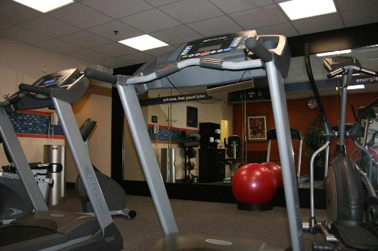 Salisbury, NC: Fitness Center