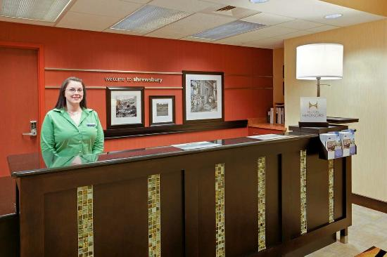 New Freedom, PA: Front Desk