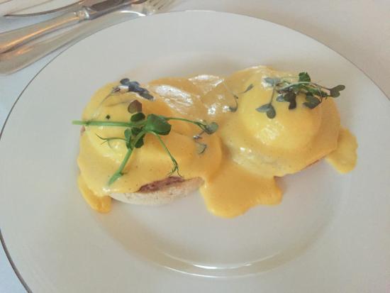 Ascot, UK: Eggs Benedict