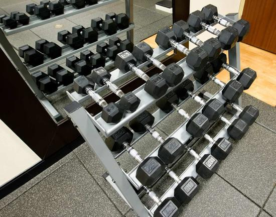 Schenectady, NY: Fitness Center Free Weights