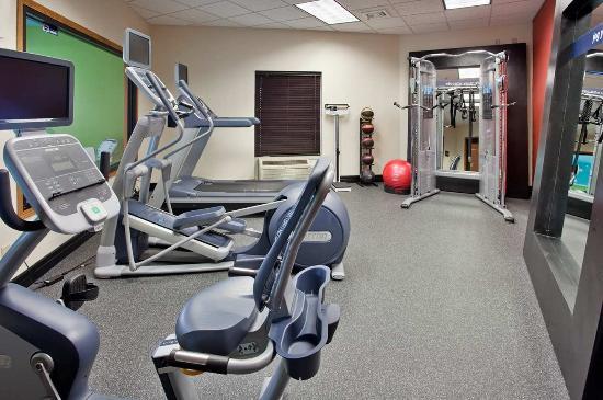 Νόρφολκ, Νεμπράσκα: Fitness Center
