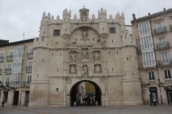 Arco de Santa Maria - Foto di Arcos de Santa Maria, Burgos - TripAdvisor