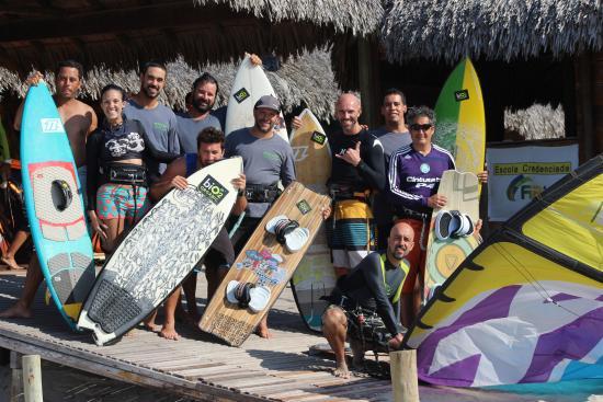 Rancho do Peixe: Melhor Kite center do Brasil