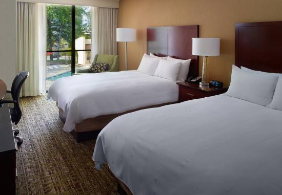 Dunwoody, จอร์เจีย: Double/Double Guest Room
