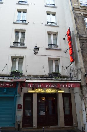 monumentos cercanos foto di hotel du mont blanc parigi tripadvisor
