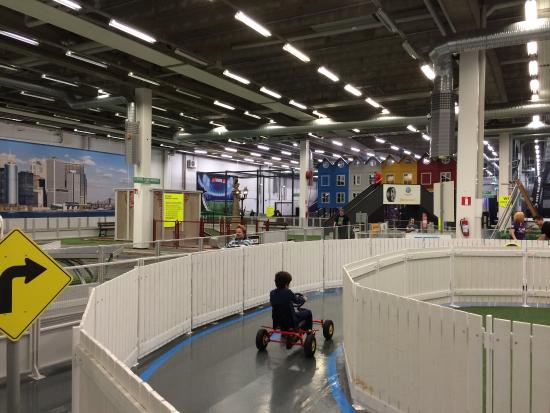 Vantaa, فنلندا: Fun indoors