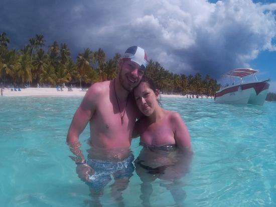 Topless in the dominican republic pics