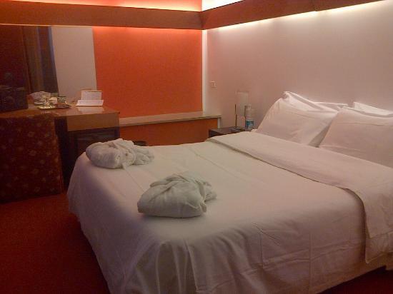 Aci Castello, Italie : La nostra stanza, zona notte