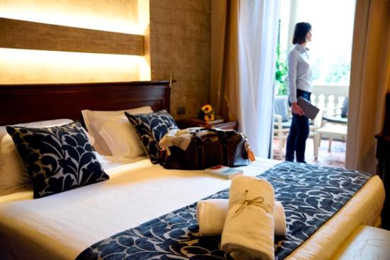 Grand Hotel Verona: esclusive room