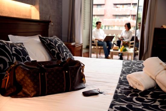 Grand Hotel Verona: exclusive room