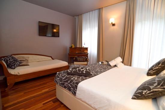 Grand Hotel Verona: suite