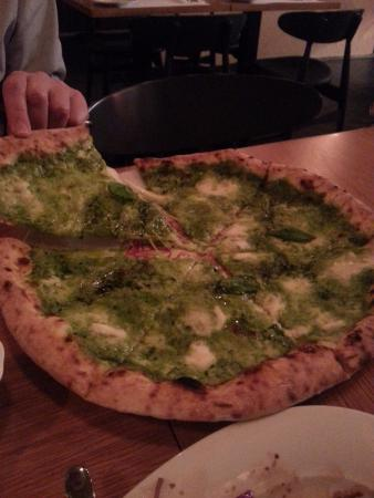 Amã, Jordânia: Basel Pizza