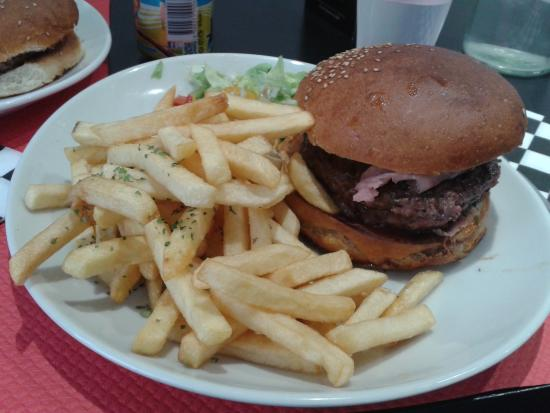 image Burger Street sur Caen