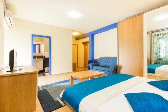 Brodarica, Kroatien: double room