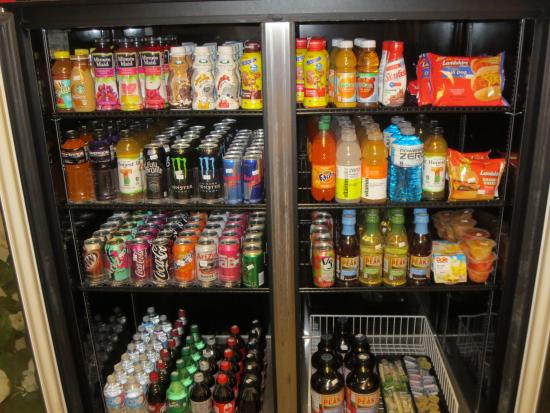 White Settlement, Техас: Refrigerated Beverages