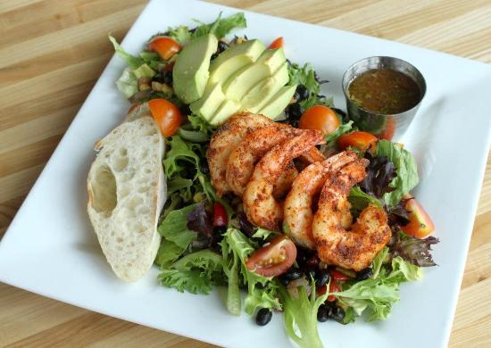 Tavern on the Hill: Shrimp and Avocado Salad