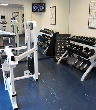 Fullerton, Californie : Weight Room