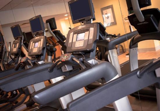 Southfield, Μίσιγκαν: Fitness Center
