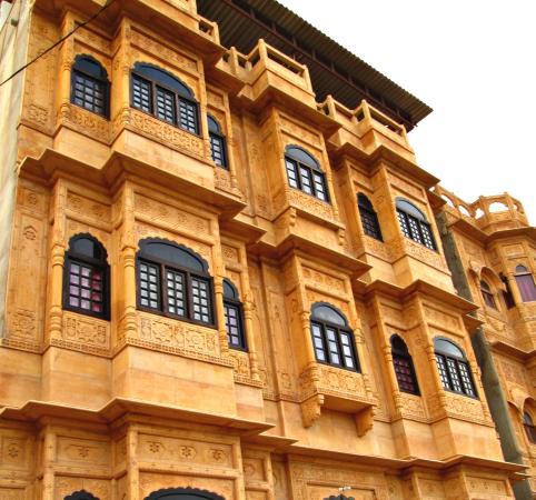 Good Hotel The Golden House Jaisalmer