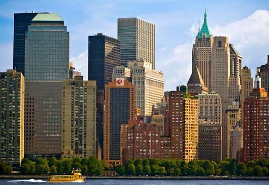Photo of New York Marriott Downtown New York City