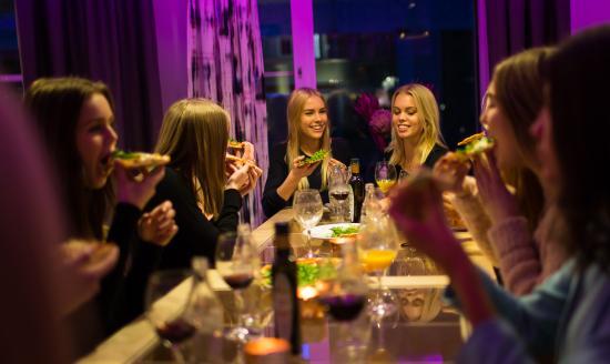 Уппсала, Швеция: Aperitivo Friday