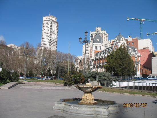 Torre de Madrid