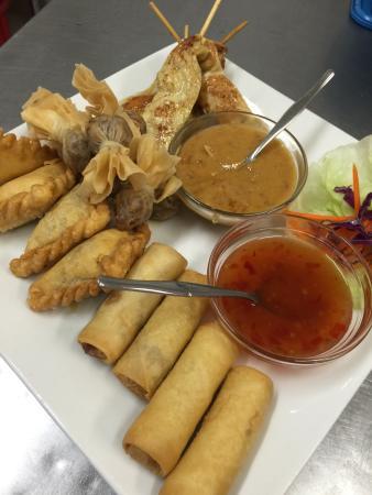 Thub Thim Thai Moree Restaurant