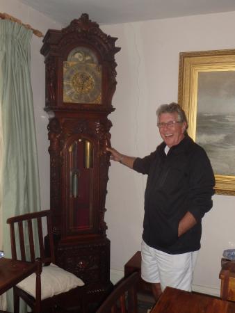 Grahamstown, Sudafrica: In the main house