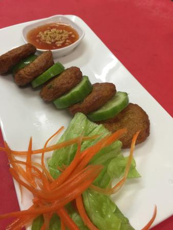 Moree, Australia: Thub Thim Thai Restaurant