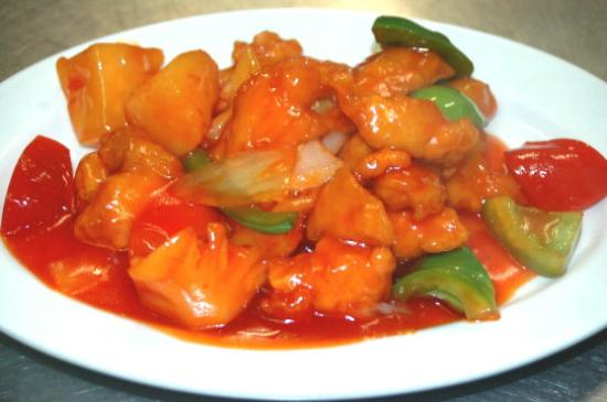 Sweet ans Sour Chicken Hong Kong Style - Picture of New ...