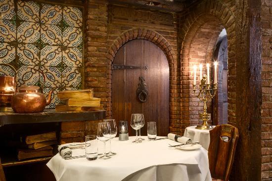 NH City Centre Amsterdam: Restaurant d'Vijff Vlieghen