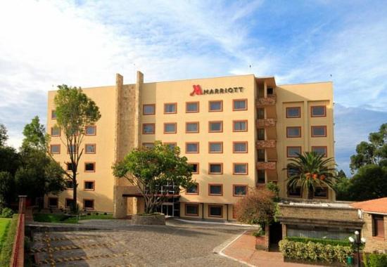 Marriott Puebla Hotel Meson del Angel : Exterior – Torre del Angel