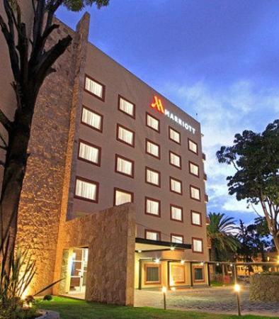Marriott Puebla Hotel Meson del Angel : Entrance – Torre del Angel