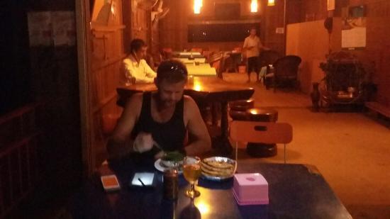 Banlung, Kamboçya: My Garlic Naan
