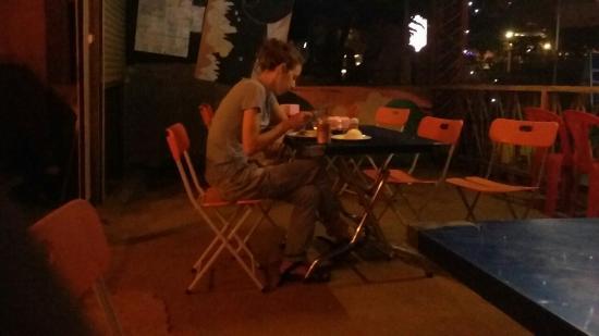 Banlung, Kamboçya: Dinner time