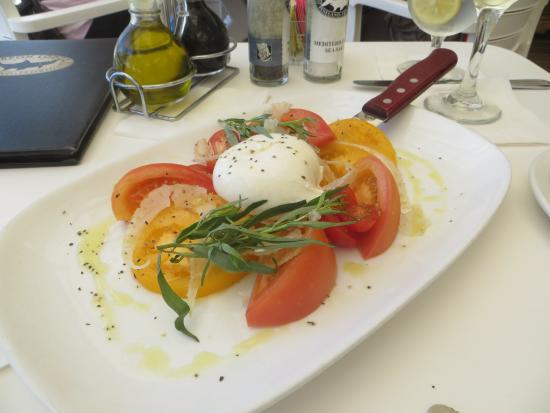 Pineland, Φλόριντα: Burrata Appetizer