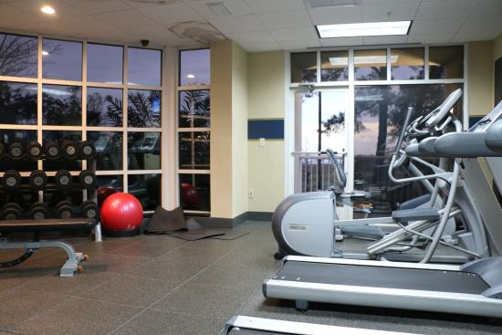 Daphne, AL: Fitness room