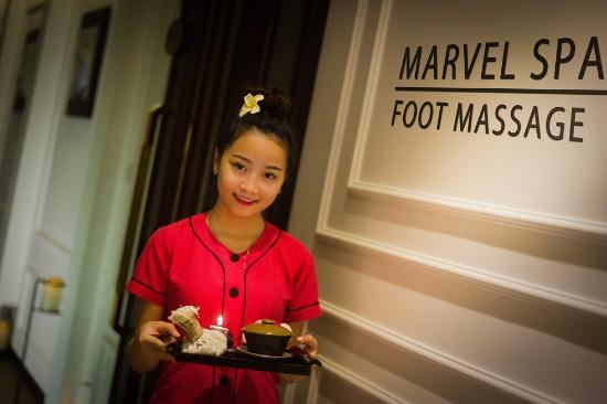 Marvel Spa & Foot Massage