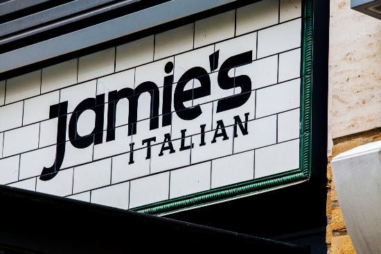 Photo of Italian Restaurant Jamie's Italian Covent Garden at 11 Upper St. Martin's Lane, London WC2H 9FB, United Kingdom